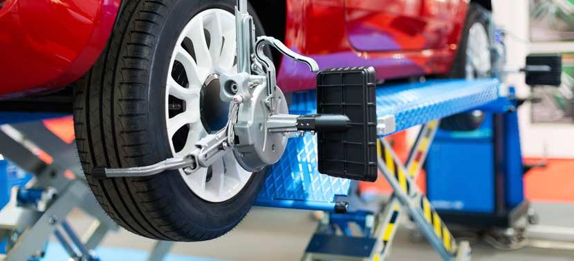 Padangų montavimas ir balansavimas